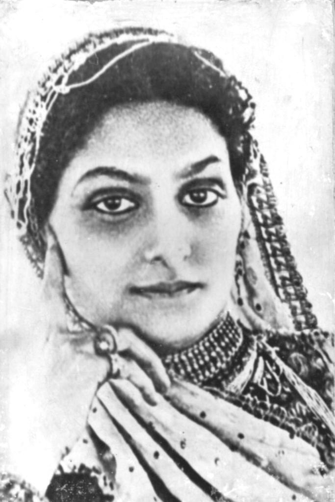 1905 Huzoor Amma